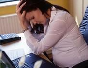 A terhesség alatti stressz a gyermeknél okoz később egészségügyi problémákat