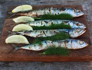 Az olajos hal fogyasztása csökkenti a szorongást a várandósság alatt
