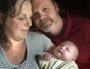 Fiús család: tizenkettedjére is fiút szült egy michigani asszony