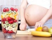 Fontos a kismamák kiegyensúlyozott táplálkozása