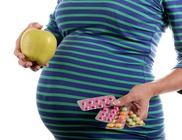 Nagyobb súlyú lesz a baba a terhesvitamintól?!