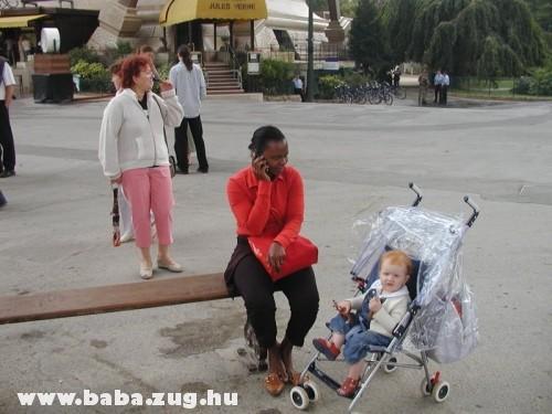 Meglepõdött a baba