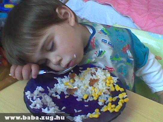 Alvó baba