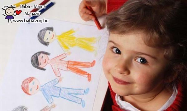Gyermeki rajz
