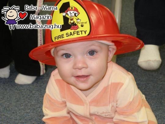 Ha nagy leszek, tűzoltó leszek