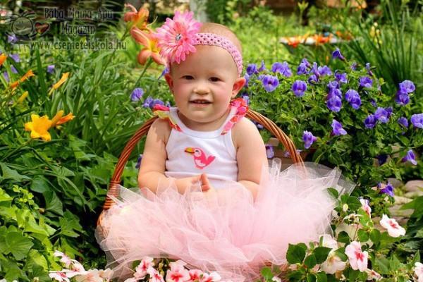 Tavasztündér baba