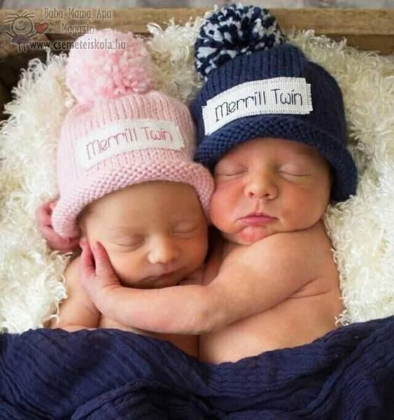 Újszülött babák