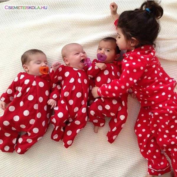 Négy testvér