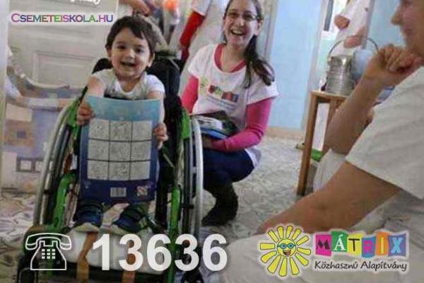 Gyermekvédelem - Mátrix Közhasznú Alapítvány