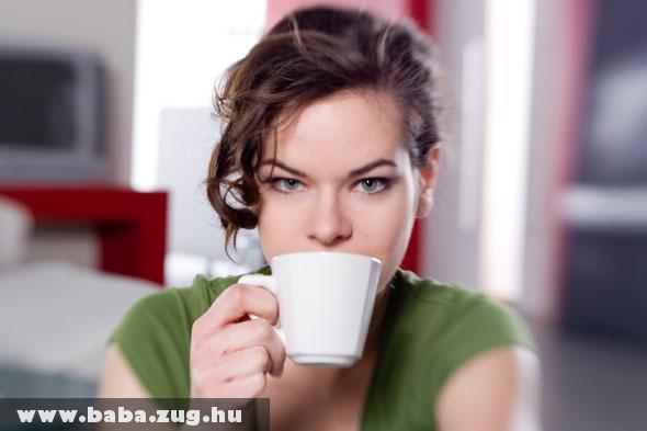 Kerüljék a koffeint a kismamák