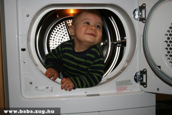 Kényelmes ez a mosógép