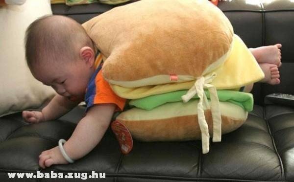 Baba ízû szendvics