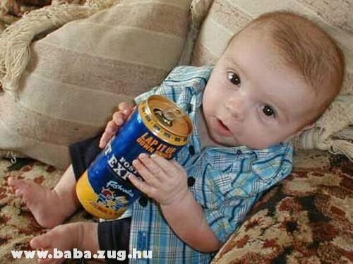 Lebukott a baba