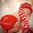 Karácsonyi szerelés babáknak