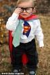 Superman kicsiben