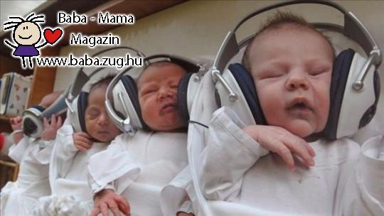 Már a csecsemők is megtudják különböztetni az eltérő nyelveket