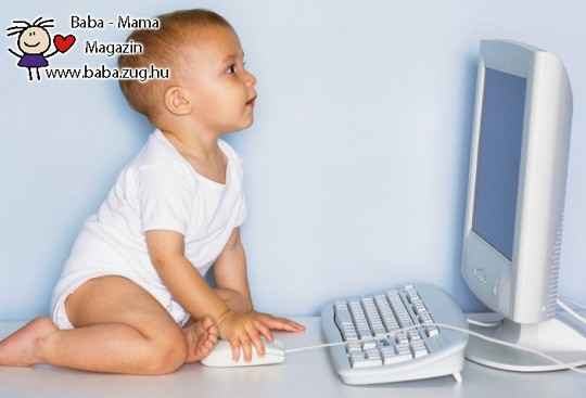 Már egy órásan megkezdik Facebookos életüket a csecsemők