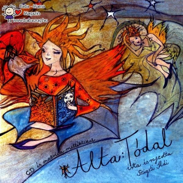 Alta: Tódal gyermekverses kötet