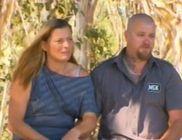 Két arcú kislánnyal várandós egy ausztrál nő